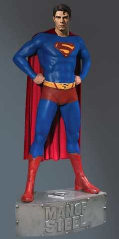 Superman Returns Lifesize