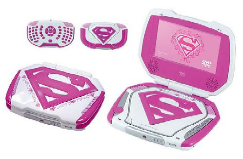 Supergirl Portable 7\