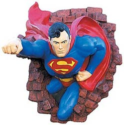 Superman Wall Mount