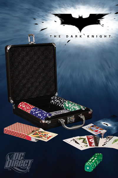 Batman: The Joker Poker Set