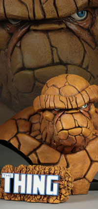 Legendary Bust: Thing Exclusive Bust