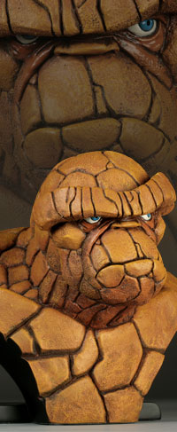 Legendary Bust: Thing