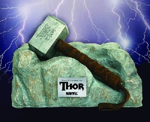 Thor Mjolnir Hammer #5 (Battle Damaged)