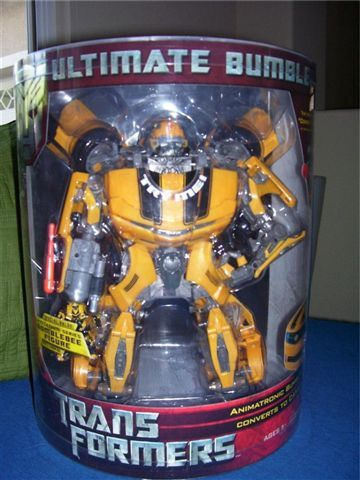 Transformers: Ultimate Bumblebee