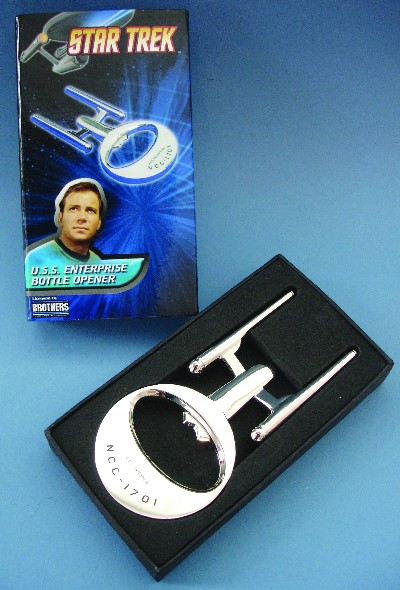 Star Trek: USS Enterprise Bottle Opener