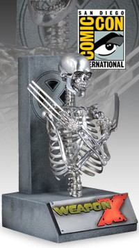 Archive Set: Weapon X Adamantium Skeleton