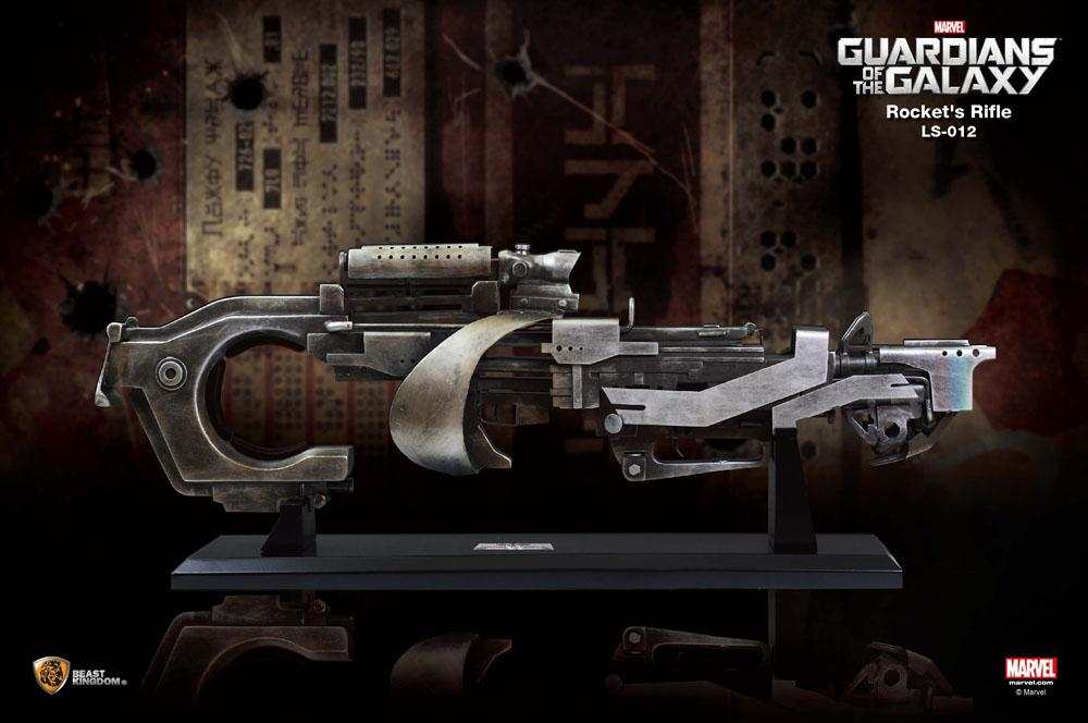 Guardians of the Galaxy: ROCKET RIFLE