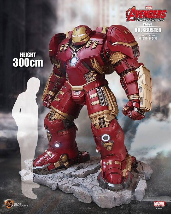 Avengers: Age of Ultron- HULKBUSTER (MARK-44)