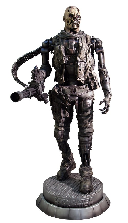 Terminator: T-600 Terminator Salvation Lifesize